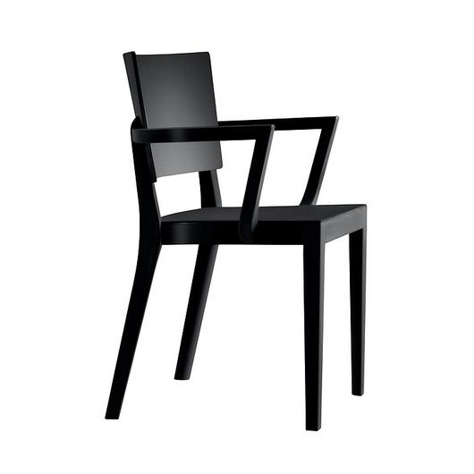 Wooden Armchair - status 6-410a / horgenglarus