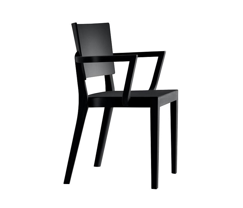 Wooden Armchair - status 6-410a