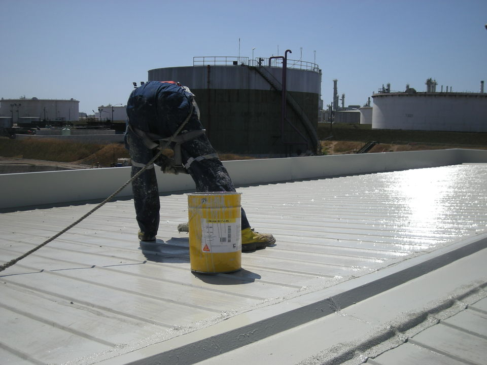Membrana Impermeable para Cubiertas Sikalastic® 560