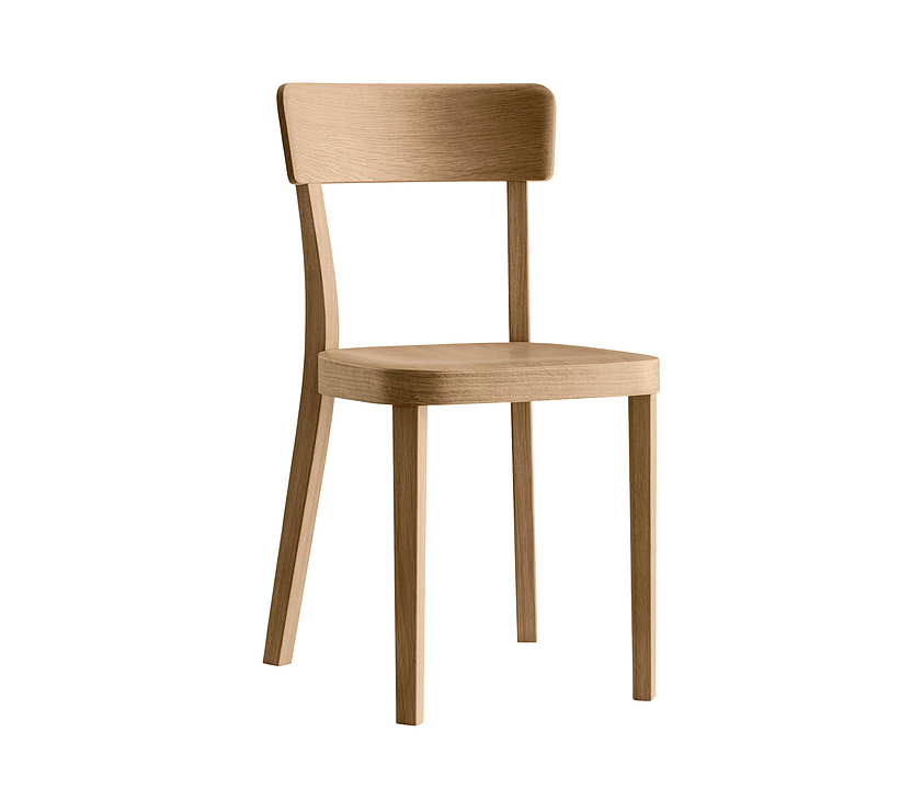 Wooden Chair - icon 1-340