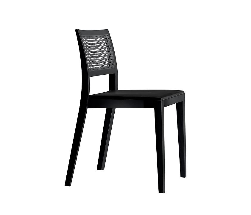 Upholstered/Woven Chair - lyra mandarin 6–543
