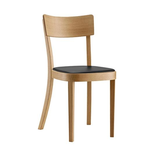 Upholstered Wooden Chair - classic 1–383 / horgenglarus