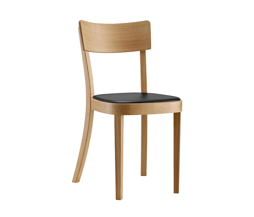 Upholstered Wooden Chair - classic 1–383