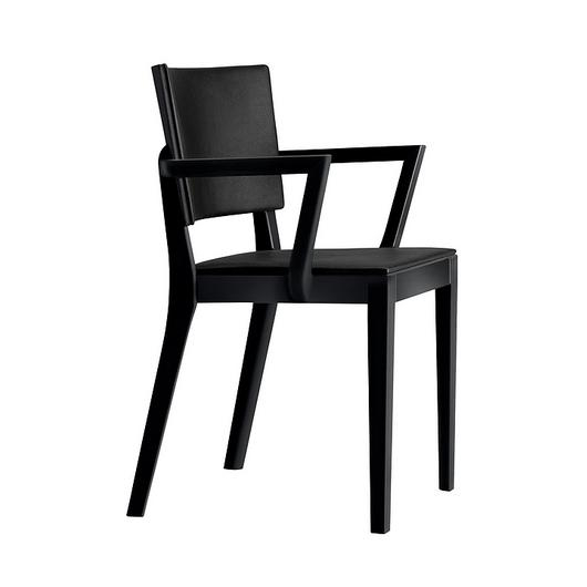 Upholstered Wooden Armchair - status 6-415a / horgenglarus
