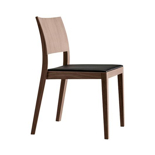 Upholstered Wooden Chair - matura esprit 6-593 / horgenglarus