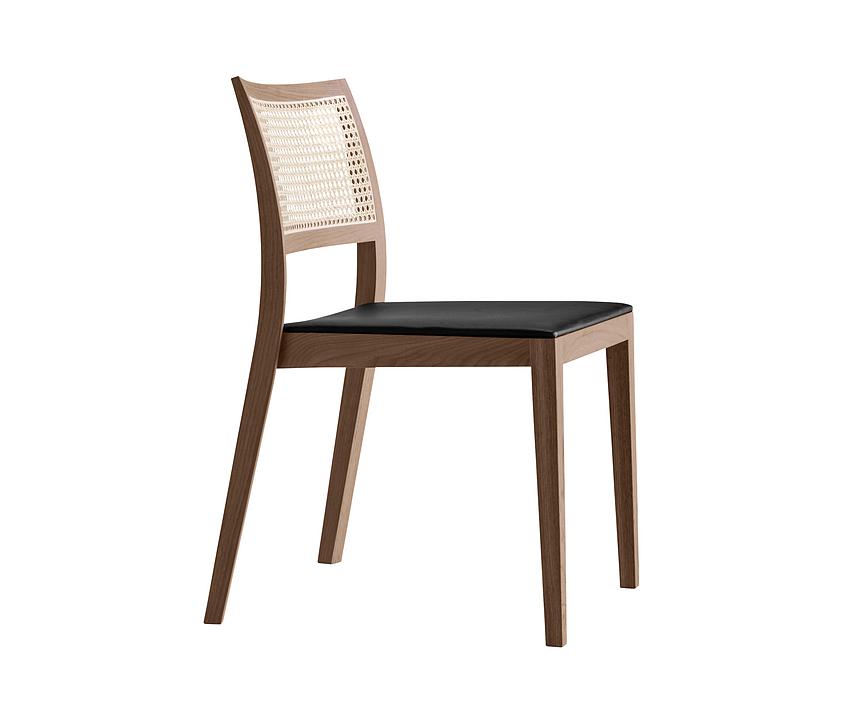 Woven Wooden Chair - matura mandarin 6-596