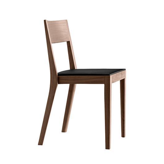 Upholstered Wooden Chair - miro 6-403 / horgenglarus