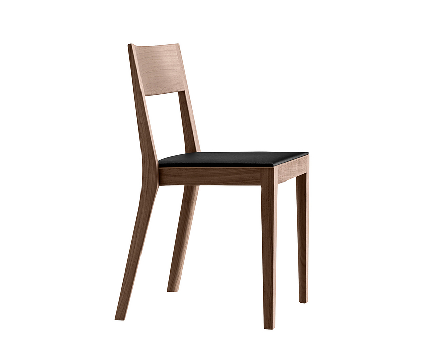 Upholstered Wooden Chair - miro 6-403