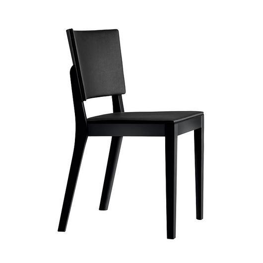 Upholstered Wooden Chair - status 6-415 / horgenglarus