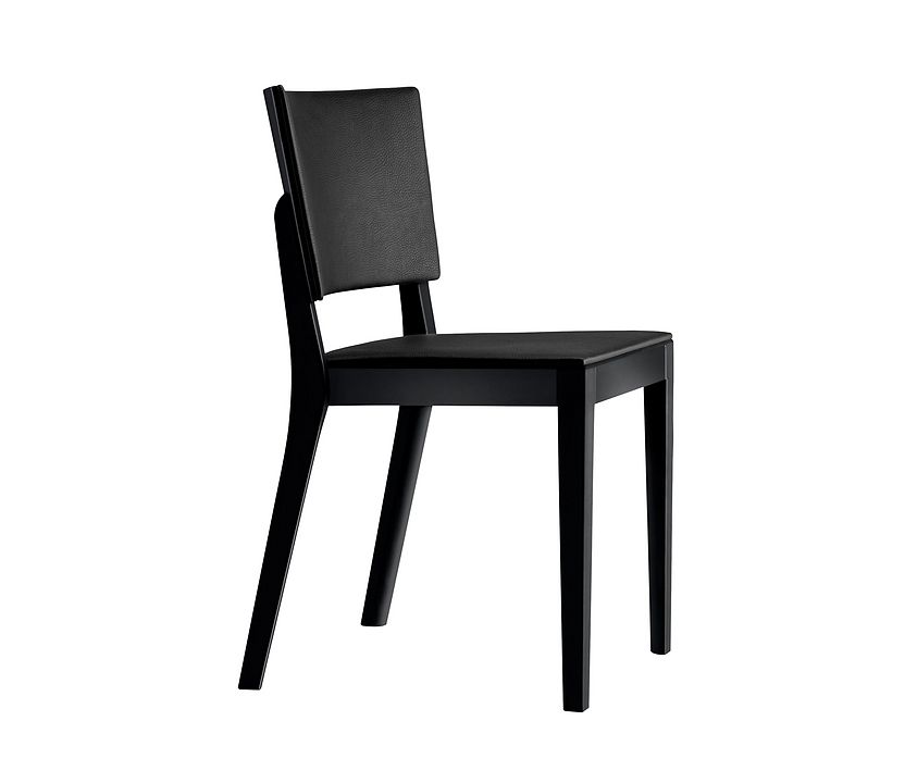 Upholstered Wooden Chair - status 6-415