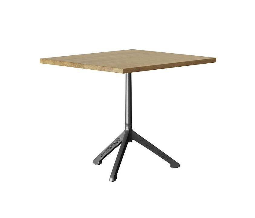 Square Bistro Table - epoc t–1006q