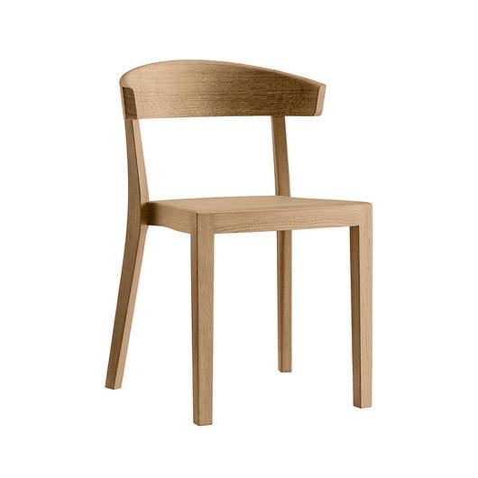 Wooden Chair - klio 3-350 / horgenglarus