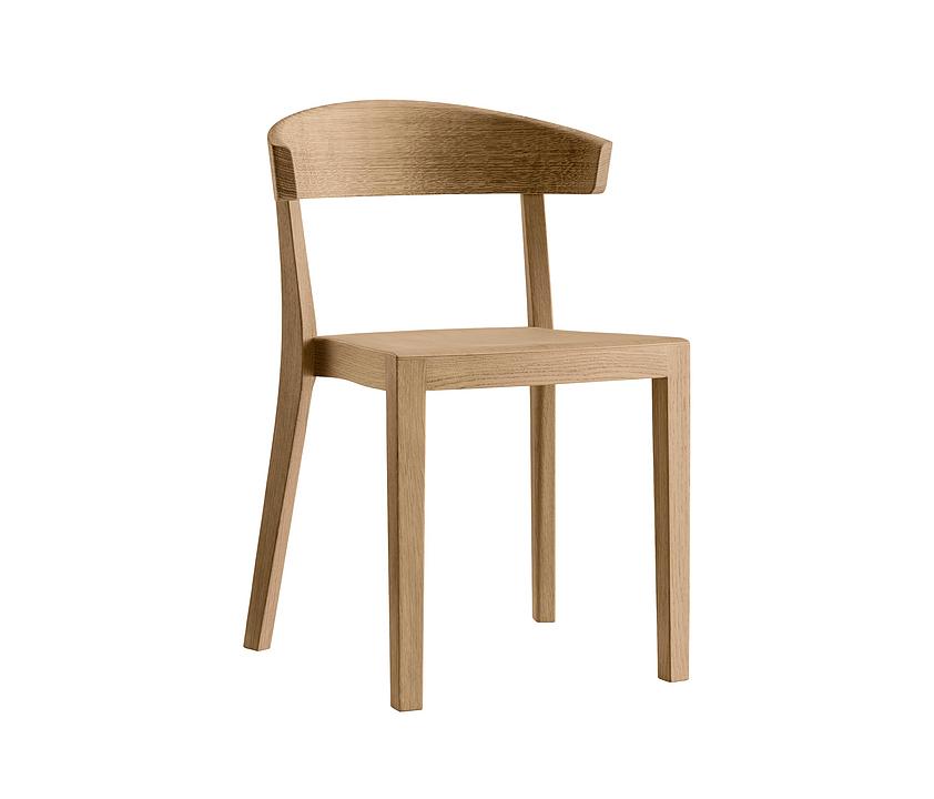 Wooden Chair - klio 3-350