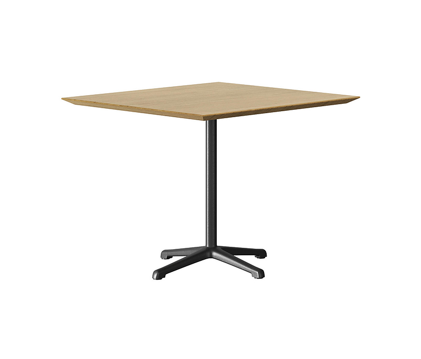 Square Bistro Table - delta t-1690q