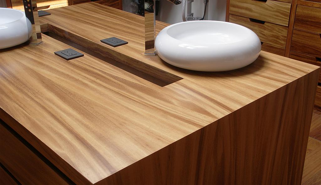 Paneles decorativos de madera