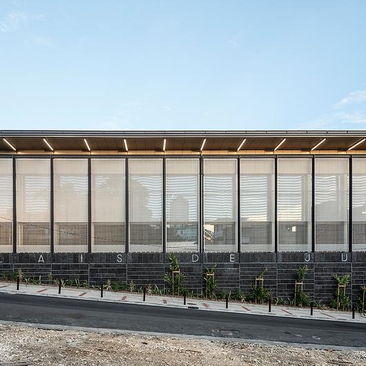 Architectural Mesh - LARGO NOVA 2032 / HAVER & BOECKER