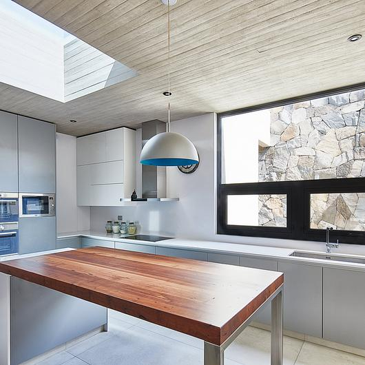 Muebles de cocina sin tirador / Xilofor
