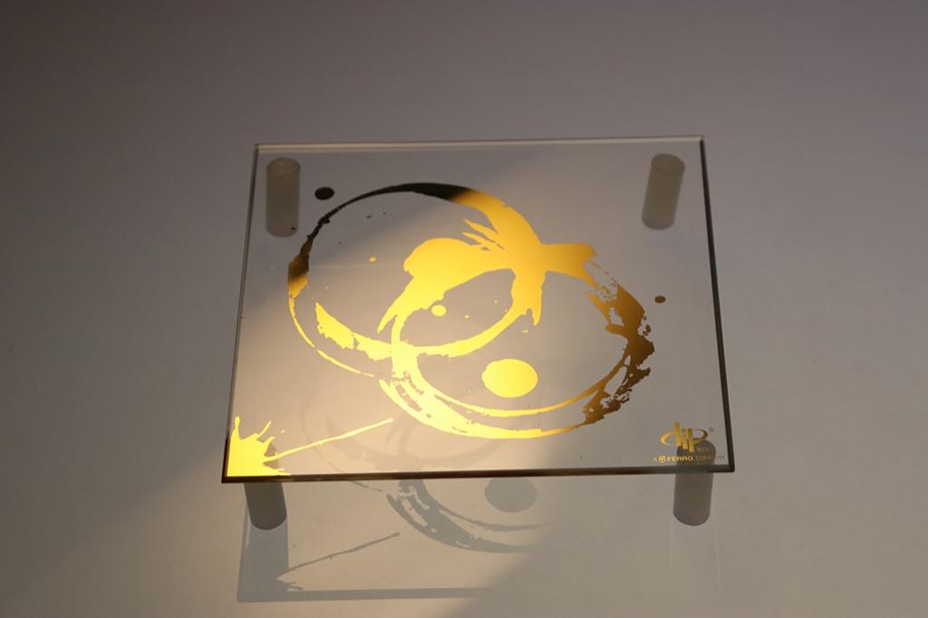 Digital Ceramic Precious Metals Printing