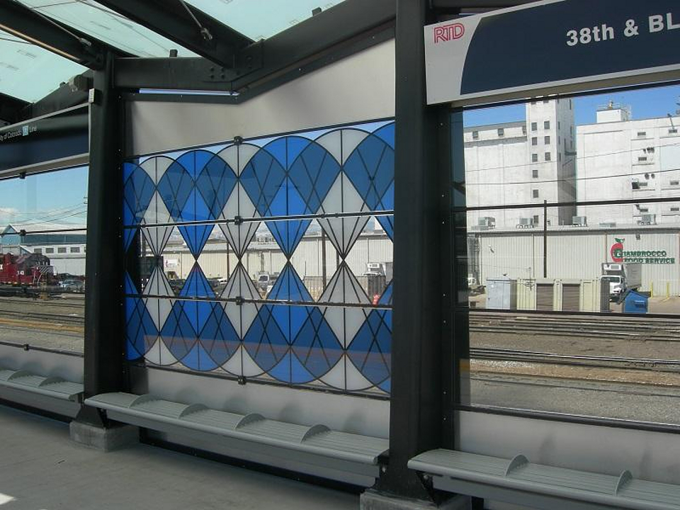 Ceramic Printing for Public Transportation