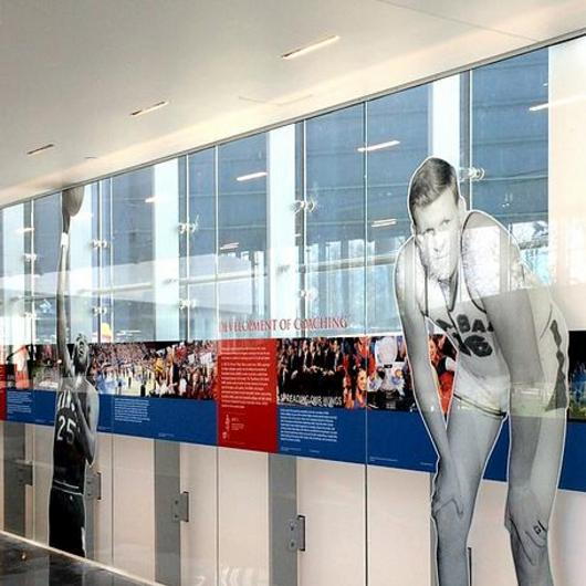 Ceramic Printed Wall dividers and Partitions / Dip-Tech