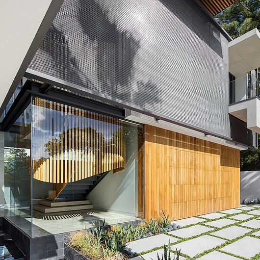 Architectural Mesh for Residential Screens