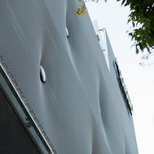Architectural Mesh - Parking Garage Exteriors