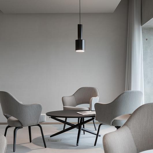 Horgenglarus Furniture in Placid Hotel / horgenglarus