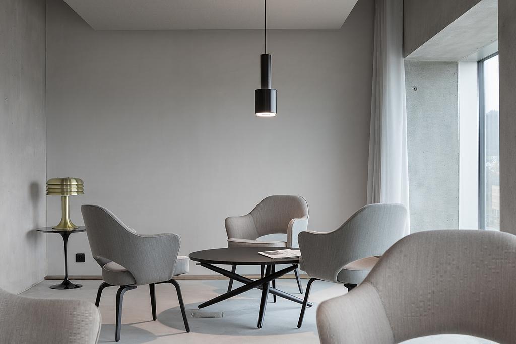 Horgenglarus Furniture in Placid Hotel