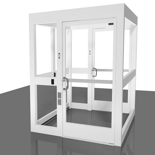 Safety Entrance - Access Control