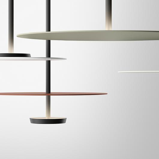 Luminaire - Flat Collection / Vibia