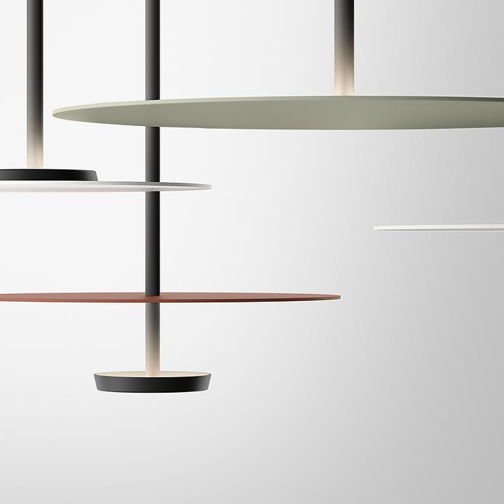 Luminaire - Flat Collection