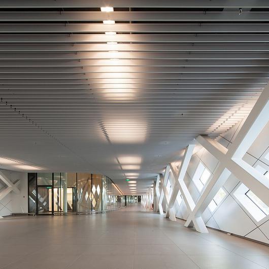 Metal Ceiling – V100 V200 / Hunter Douglas Architectural (Europe)