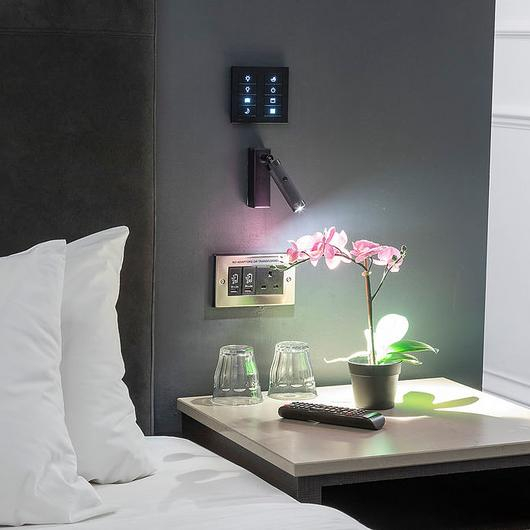 Lighting Control in Z Hotels