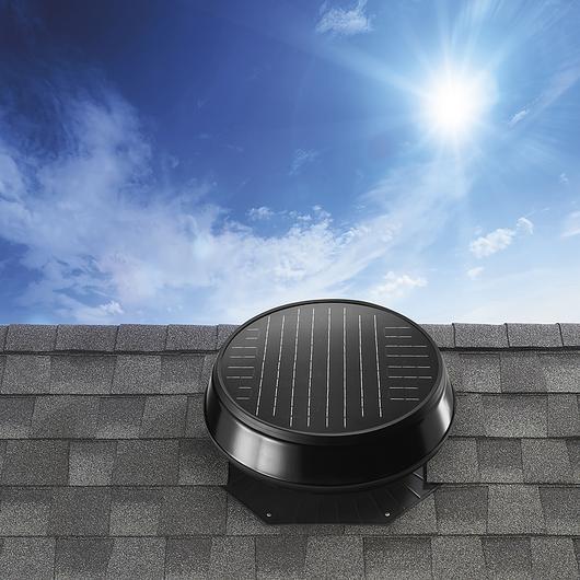 Sistema de ventilación - Serie Solar Star®