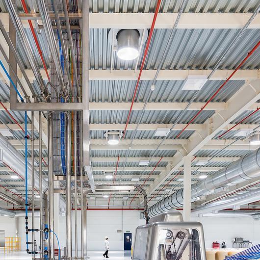 Sistema de iluminación natural - Serie SkyVault®