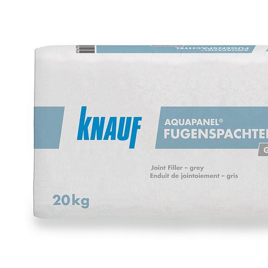 Mortero de juntas gris - Aquapanel® Outdoor / Knauf