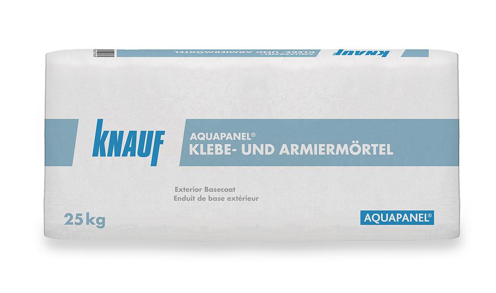 Mortero superficial gris - Aquapanel® Outdoor