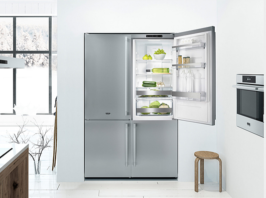 Refrigerador/Congelador | ASKO | RFN2286SL y RFN2286SR | Asko