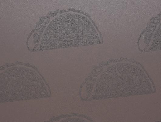 Bespoke Finish - Taco Shell