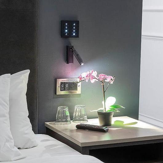Controle de Iluminação no Z Hotels / Lutron