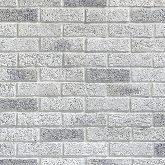 Revestimiento de piedra fabricada - Modelo Rústica Glaciar / Metaldesign