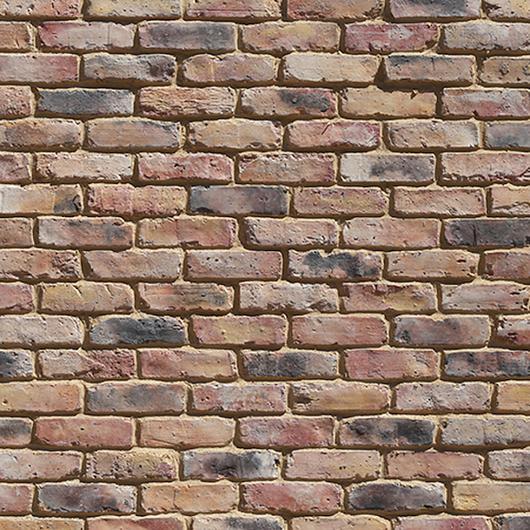Revestimiento de piedra fabricada - Old Brick Boston / Metaldesign