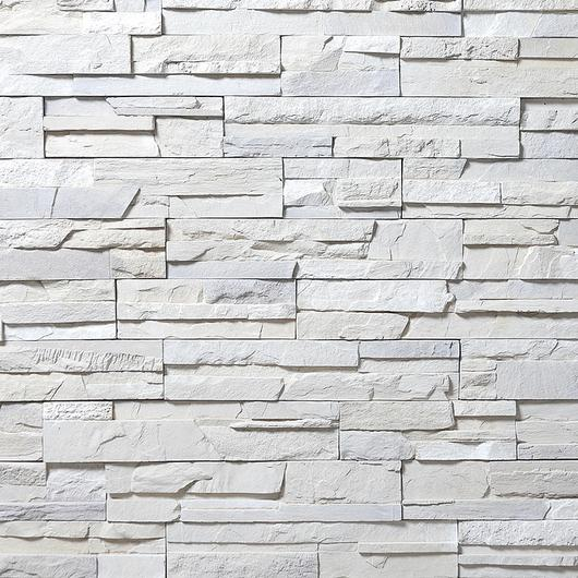 Revestimiento de piedra fabricada - Fast Set Calgary / Metaldesign