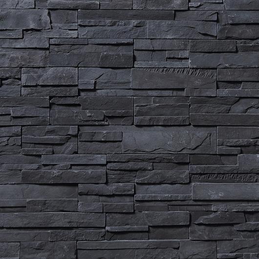 Revestimiento de piedra fabricada- Fast Set Basalto / Metaldesign