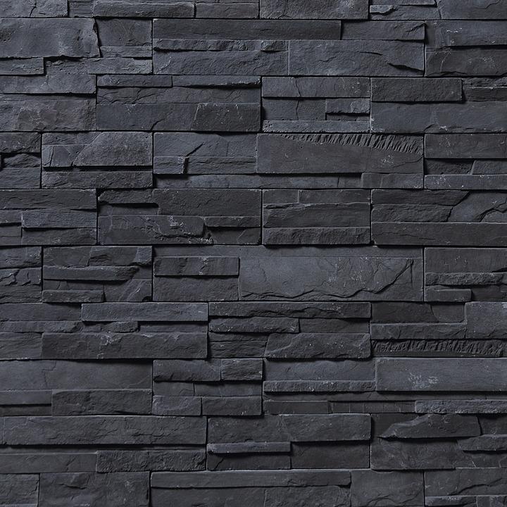 Revestimiento de piedra fabricada- Fast Set Basalto