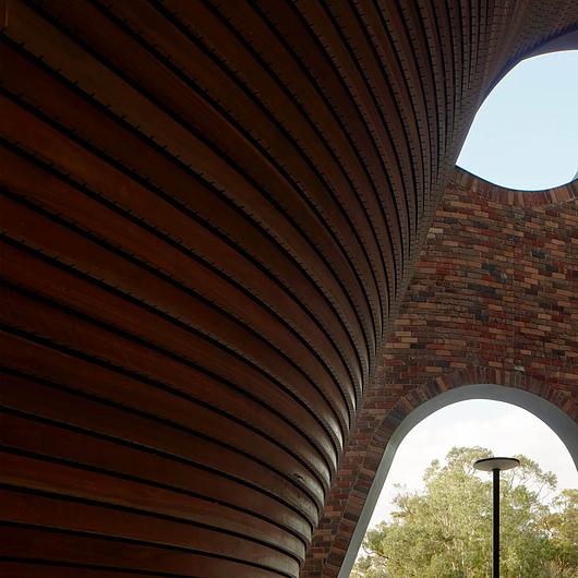 Sculptform Curved Timber