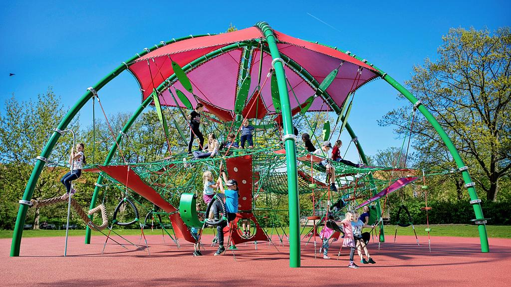 Diseño de parques infantiles: ¿Por qué invertir en equipamiento de calidad?