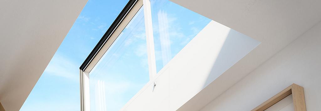 Flat Roof Exit Comfort Swing