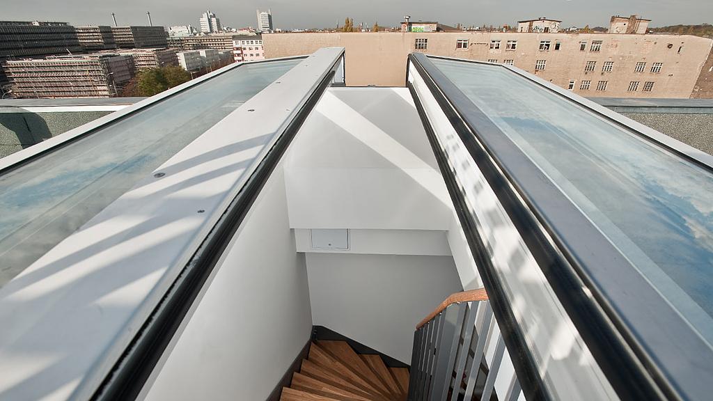 Flat Roof Exit Comfort Duo