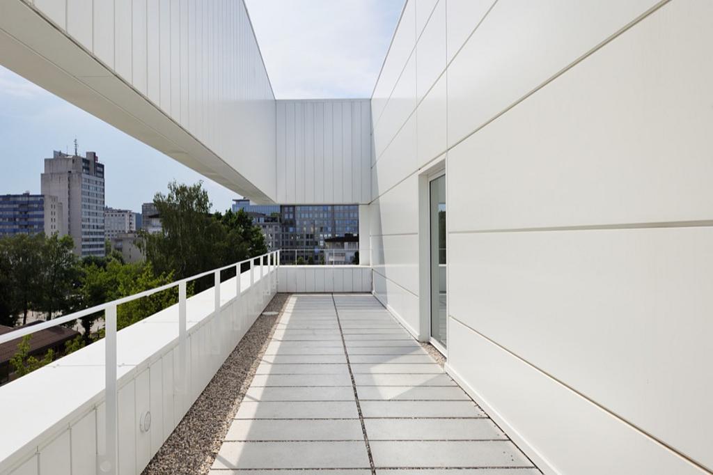 Modular Metal Wall - Qbiss One